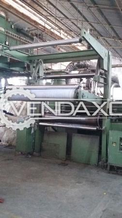 Monforts Stenter Machine