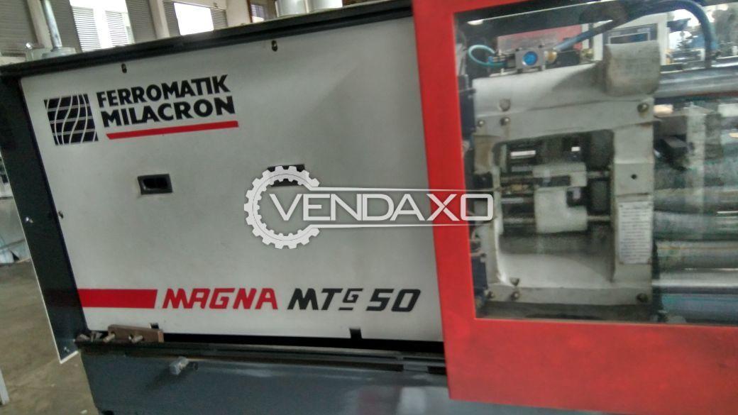 Ferromatik Milacron Magna MT G50 Injection Moulding Machine - 50 Ton
