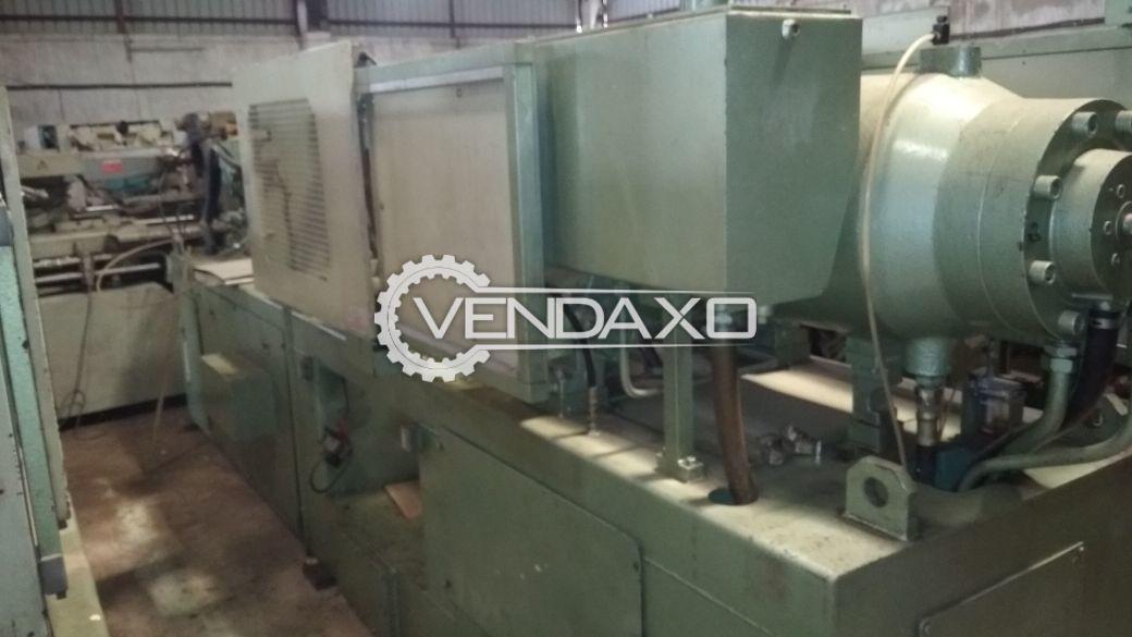 Nissei Ram Type Injection Moulding Machine - 120 Ton