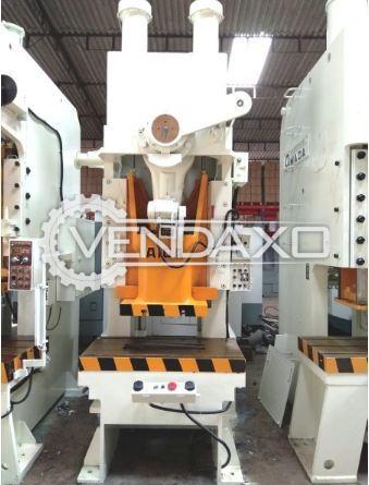 Aida PC-15-1V 'C' Frame Press - 150 Ton