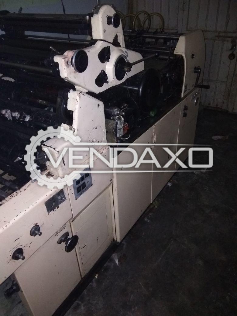 Hamada Single Color Mini Offset Printing Machine - 14 x 18 Inch