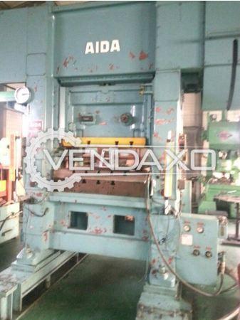 Aida PDA-12 High Speed Press - 125 Ton