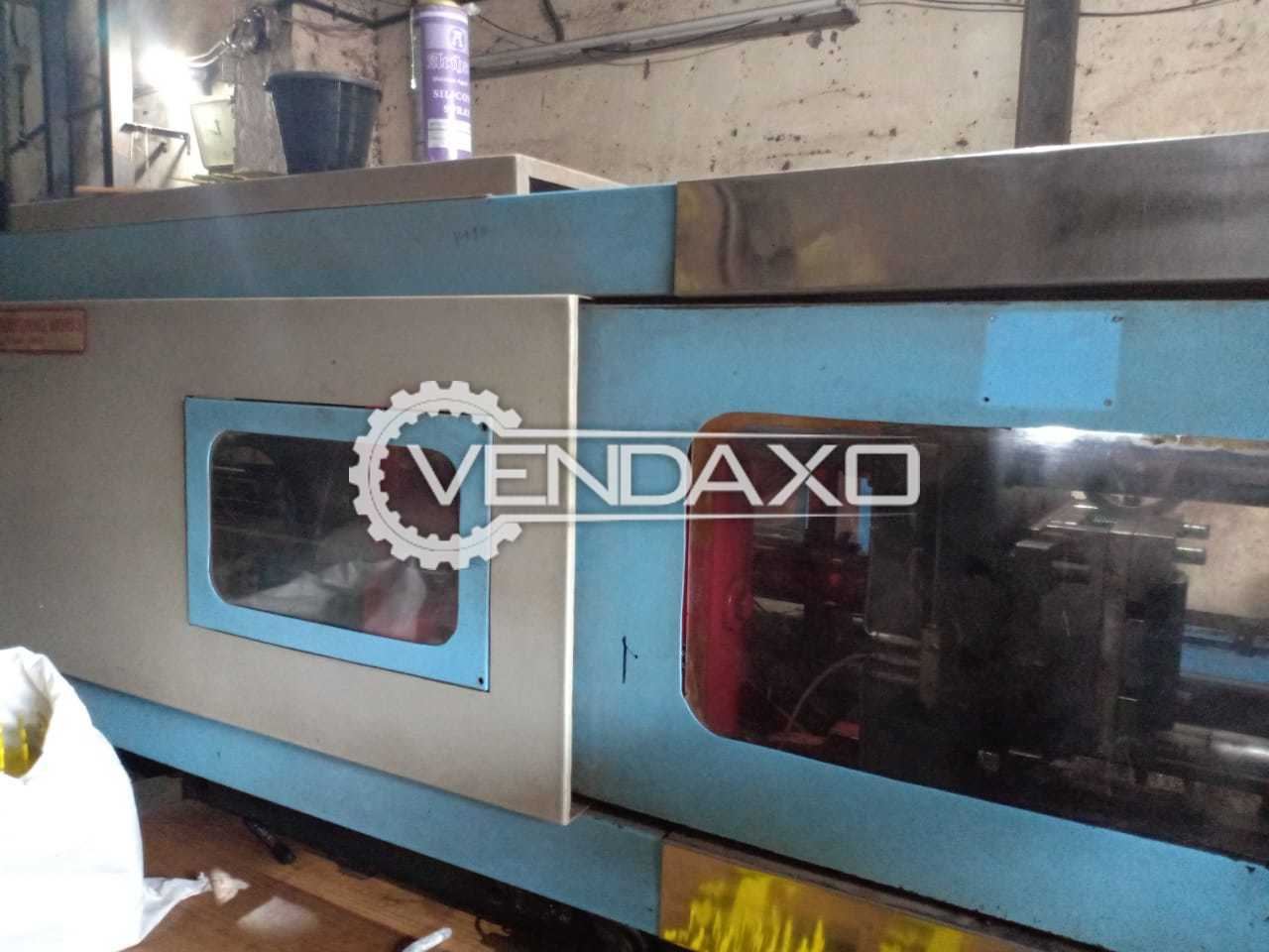 Injection Moulding Machine - 100 Ton
