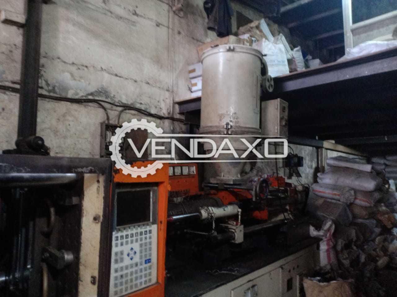 Windsor Injection Moulding Machine - 180 Ton