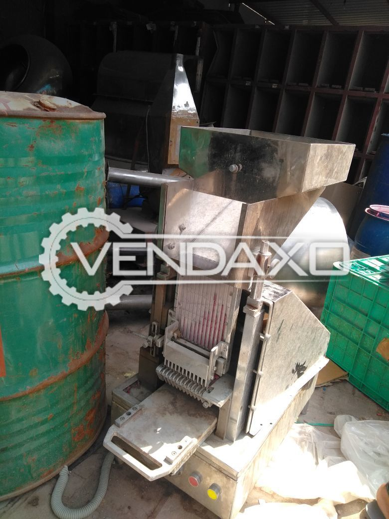 PAM Capsule Filling Loader Machine - 2 Lakh / 8 Hour