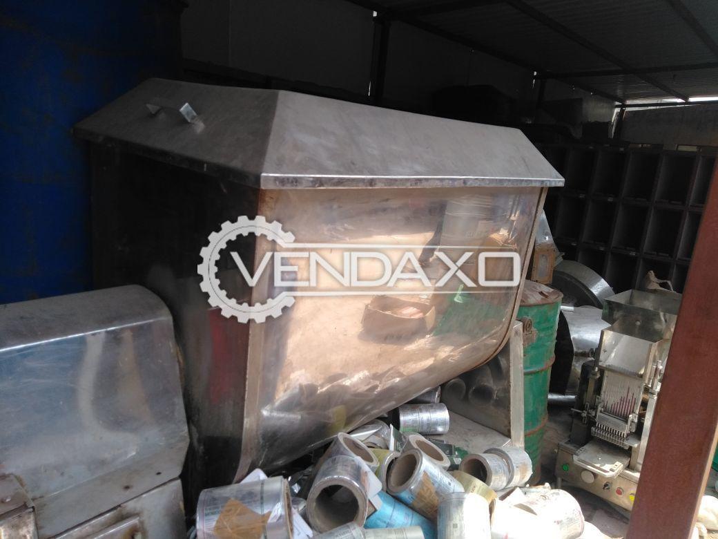 ASA Mass Mixer - 200 Kg