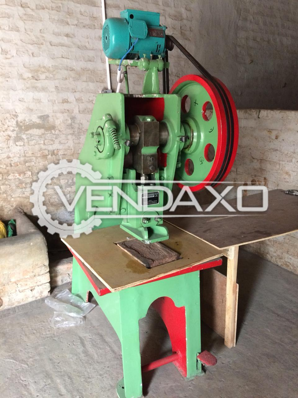 Used Chappal Making Machine for Sale at Best Prices | Vendaxo