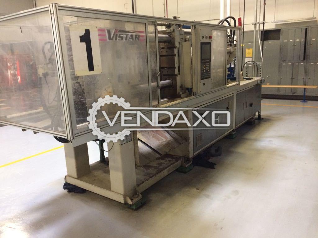 Vistar HQ-165 Injection Moulding Machine - 165 Ton