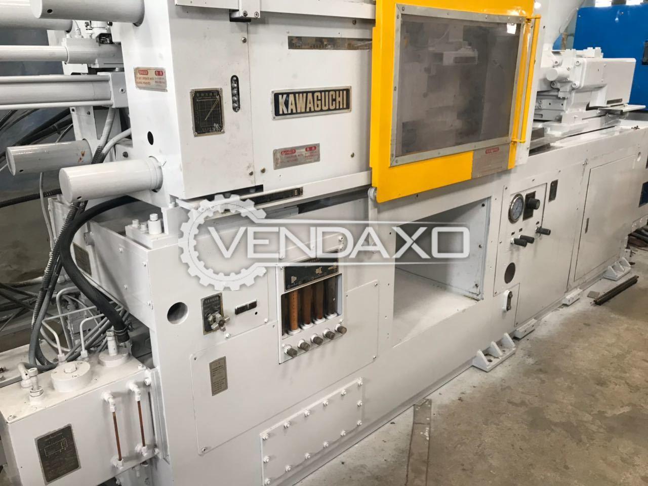 Kawaguchi Injection Moulding Machine K80 - 80 Ton