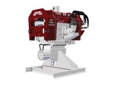 Vibro hammer OVR 60S excavator mounted