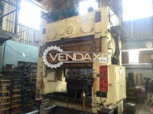 Verson Press Sheet Stamping Mechanical