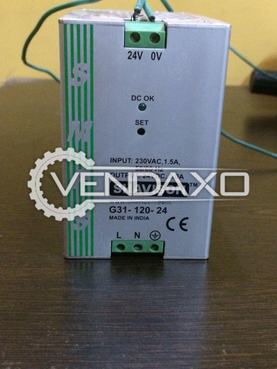 Shavison  G31-120-24 SMPS