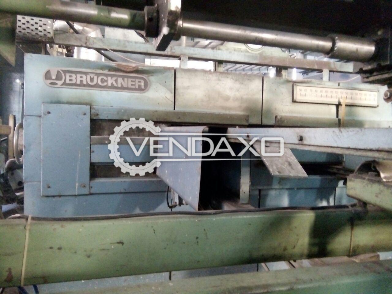 Bruckner Stenter Machine - 013 - 1307