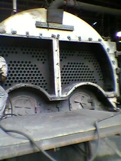 Steam Boiler- 4.5 Ton