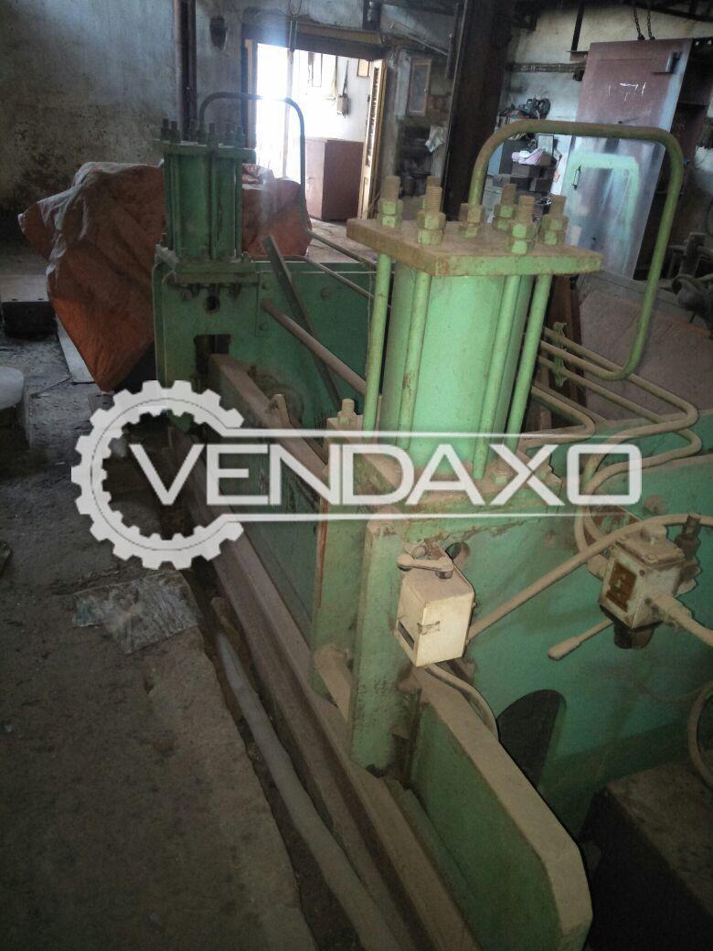 Hydraulic Sheet Bending Machine Capacity 3mmx2500mm