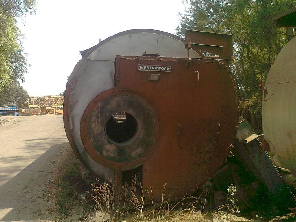 Stm boiler 7.5 5