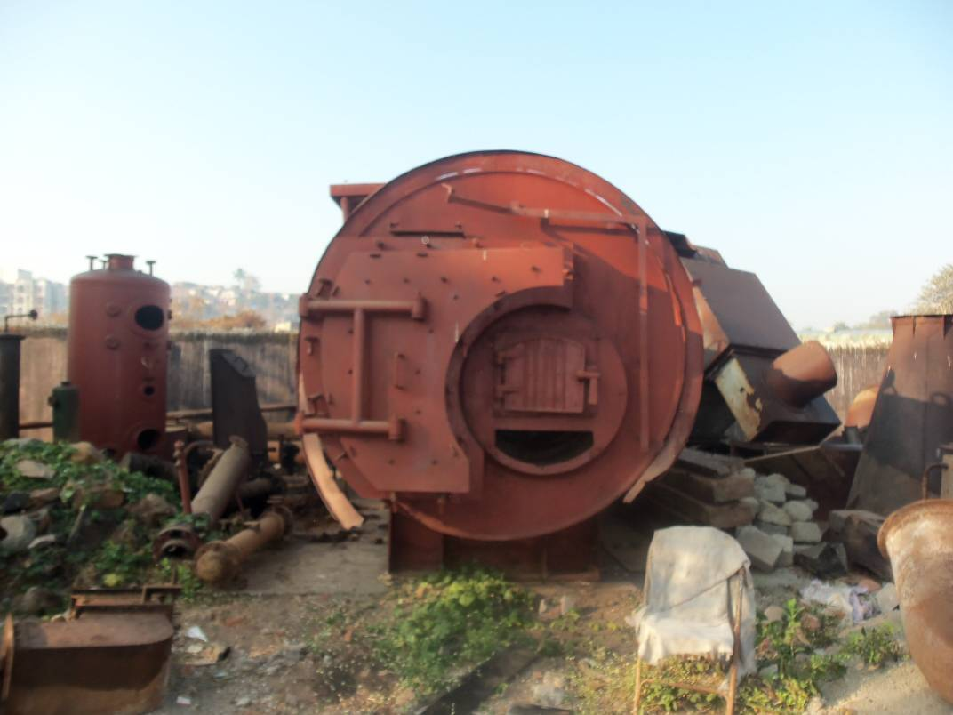 Steam Boiler - 2 Ton