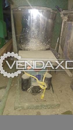 Mineral Mixer - 20-50 Kg/Batch
