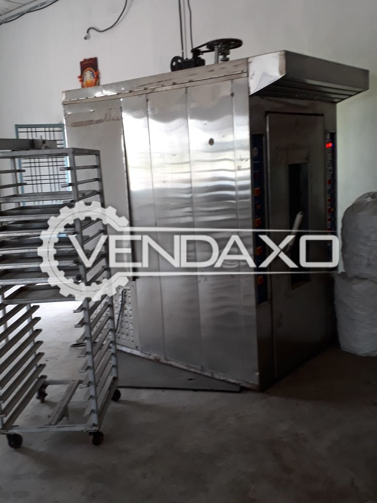 Electric Oven - 70 KG