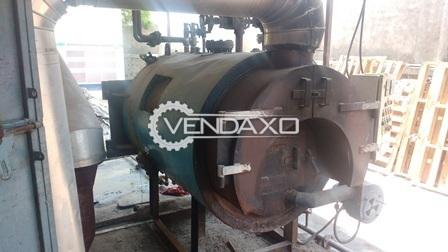 Boiler - 250 Kg