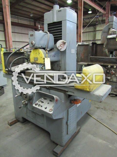 Elb Surface Grinding Machine