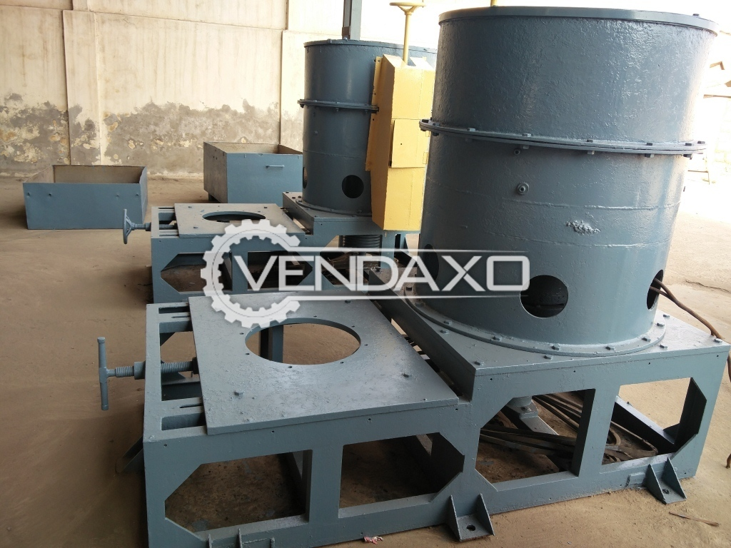 Used Big Agglo Machine for sale at heavy discount