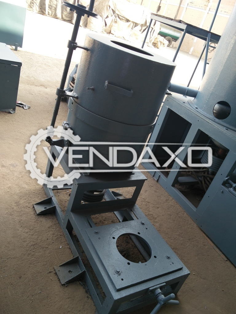 Used Small Agglo Machine for sale at heavy discount