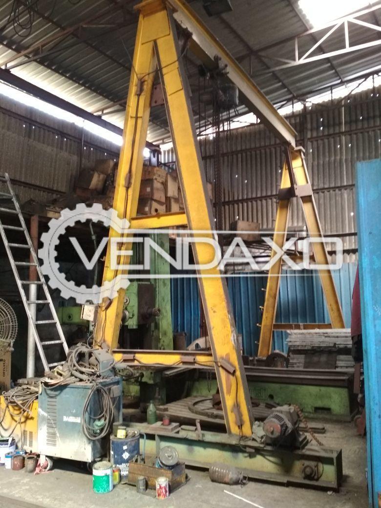 Frame Gantry Crane - 3.5 MT
