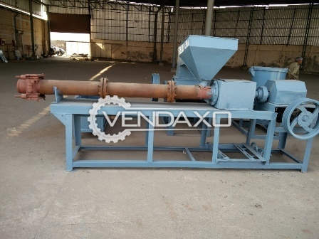 Used Used Dana Machine with state of Art Cutter, Water Tank