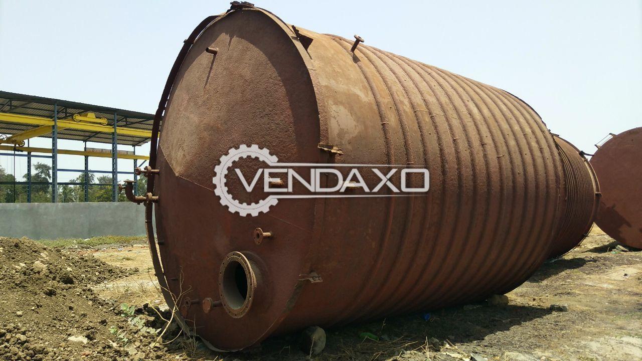Used 50 KL MS Storage tank