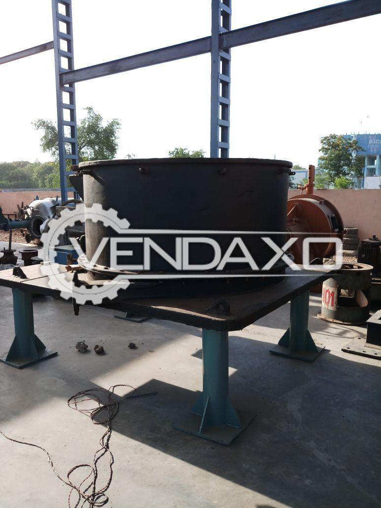 MS 60 inch centrifuge