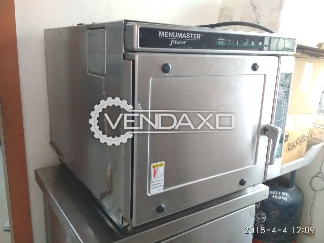 Menumaster ds1400e commercial microwave oven   34 l