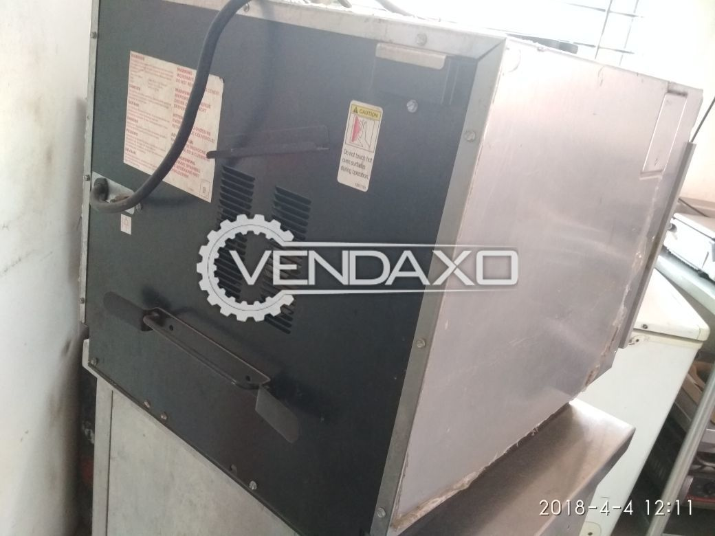 Menumaster ds1400e commercial microwave oven   34 l 4