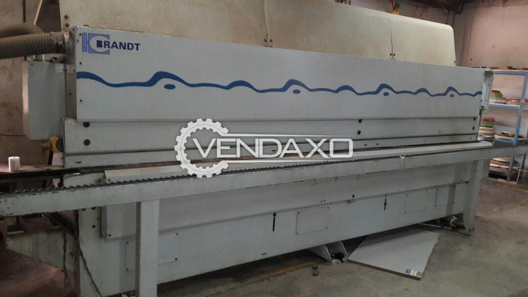 Homag KDN650C Edge Banding Machine
