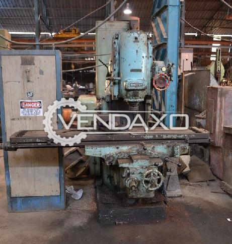 Cincinnati No .4 Vertical Milling Machine