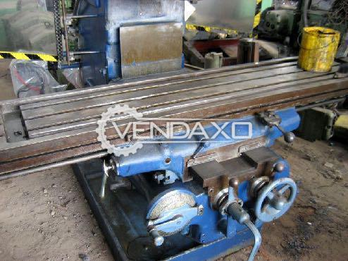 MILWAUKEE No 4 Vertical Milling Machine
