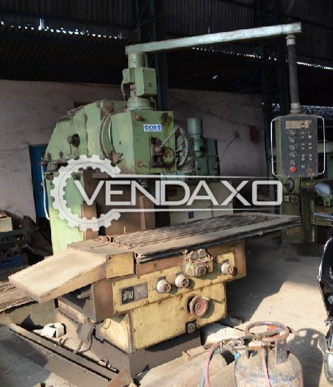 WMW (UNION) Universal Milling Machine
