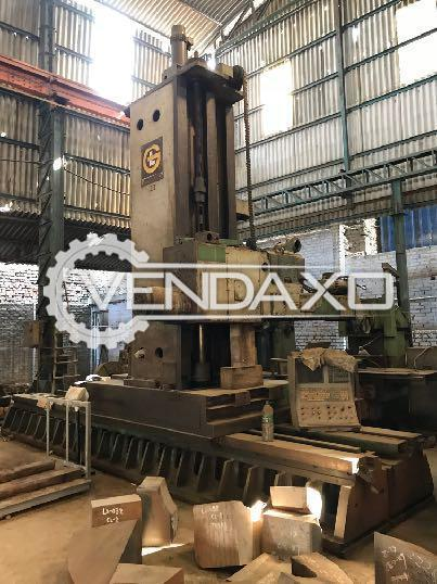 Giddings & Lewis CNC Floor Boring Machine