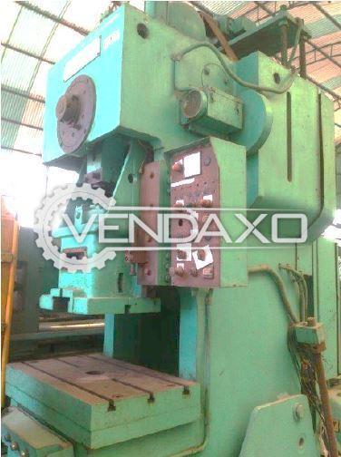 Ameteep Pneumatic Power Press - 100 Ton