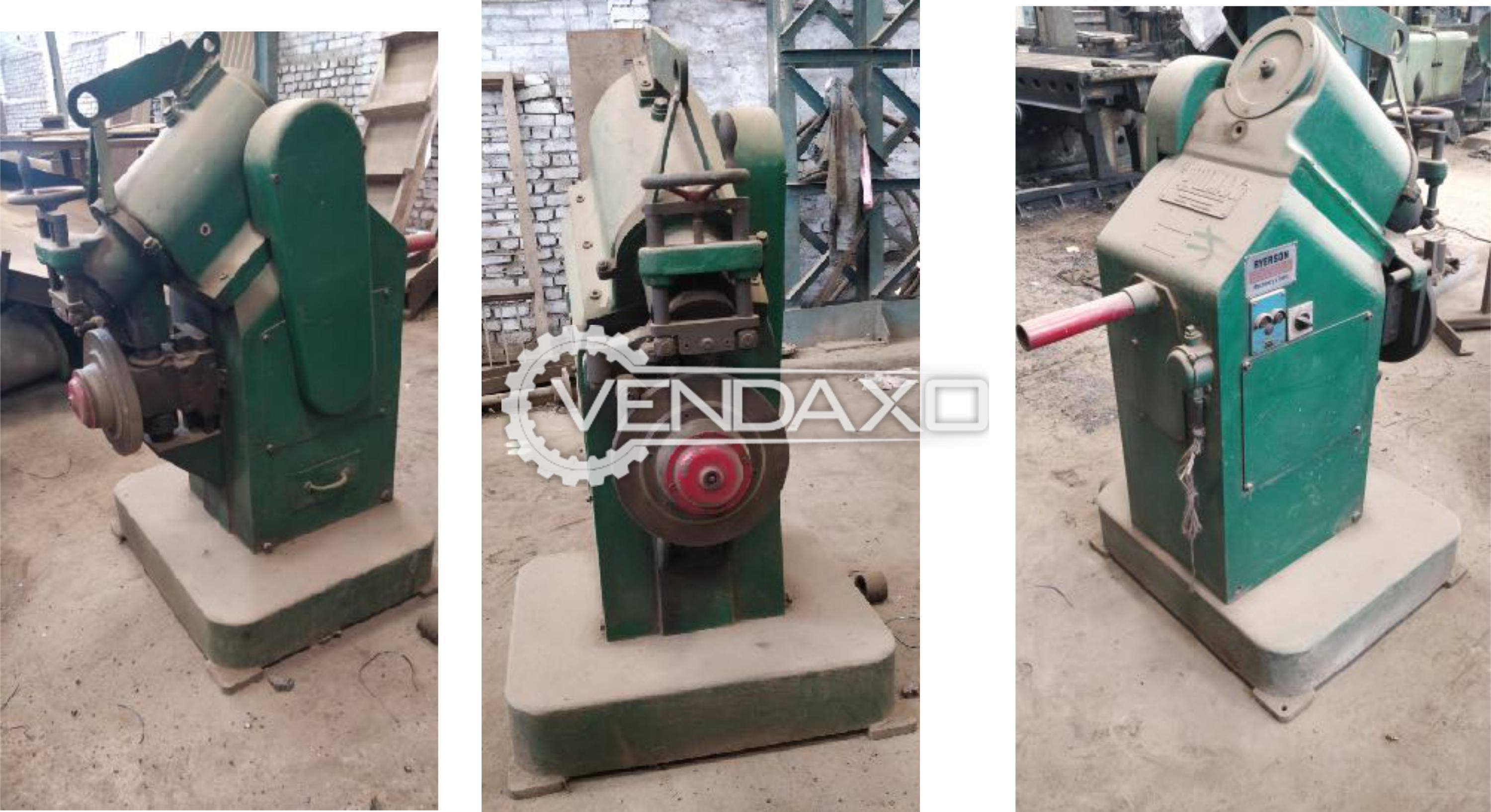 BEVELLER Pullmax Universal Shearing and Forming Machine