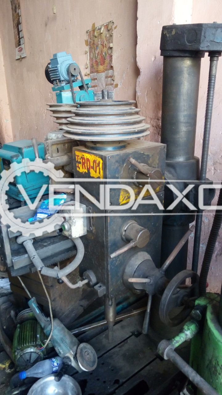 Radial Drill Machine - 32 mm