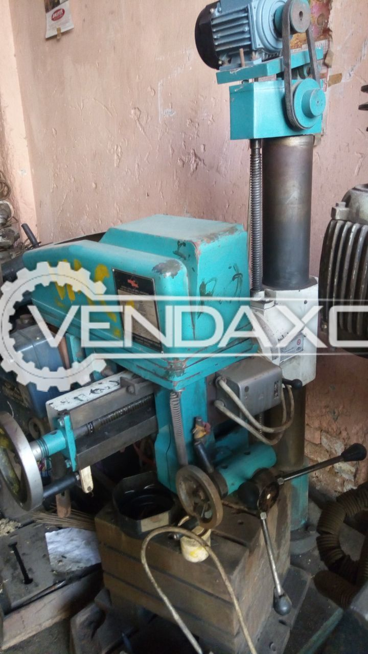 Atlas Radial Drill Machine