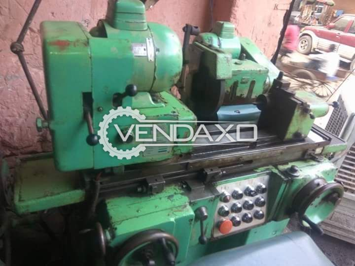 Tos Bua 16 Cylindrical Grinder Machine