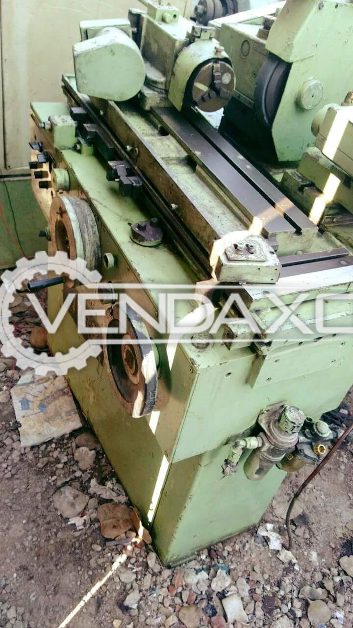 Studer S20 Universal Cylindrical Grinding Machine