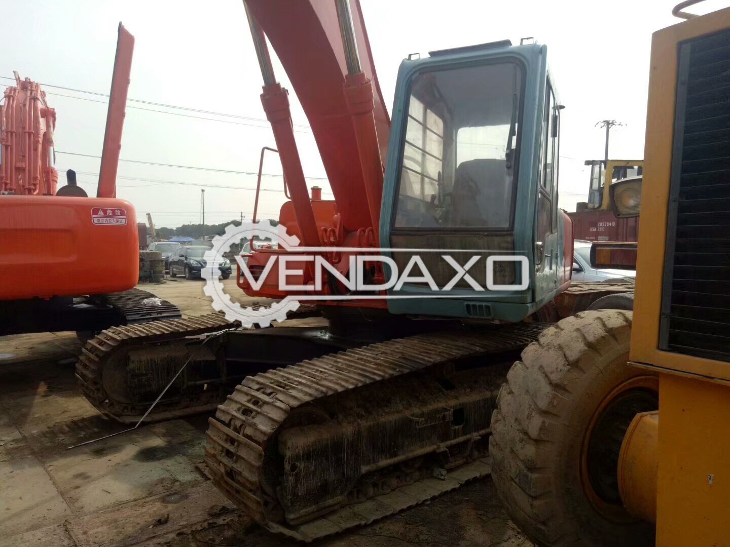 Used Hitachi Ex60 Excavator for sale