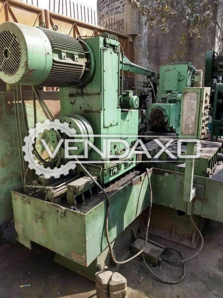 BFW Milling Machine
