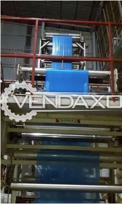 Kabra Extrusion Mono Layer Brown Film Plant