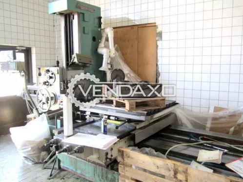 Tos w9 horizontal boring machine   1100 x 1000 mm 1