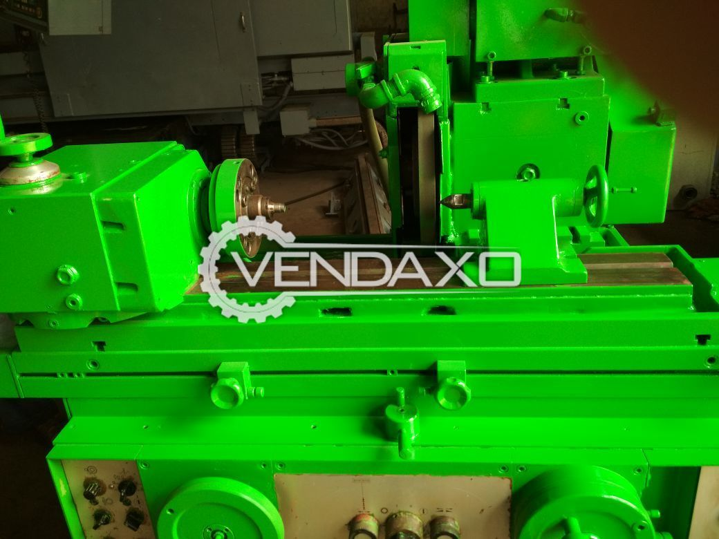 TSCHUDIN HTC 310 CylindricalGrinding Machine