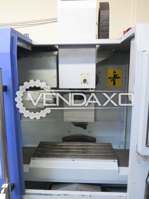 Sharp SV-2412 CNC Vertical Machining Center